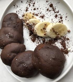 3 malzemeli kurabiye