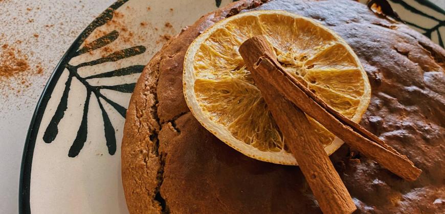 Glutensiz havuçlu fit kek