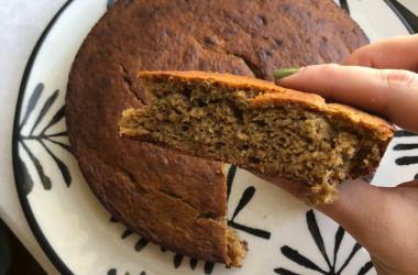 Karabuğdaylı glutensiz kek